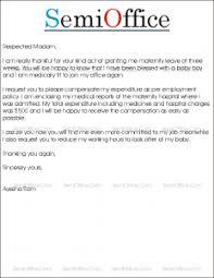 Vacation Leave Letter Letter Resume Duty Letter After Leave