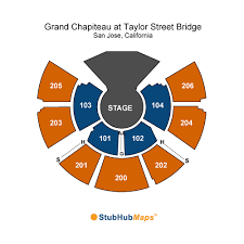 Grand Chapiteau At Taylor Street Events And Concerts In San