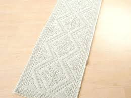 bathroom rug runner bathroom runner rugs bath runner rugs rugs and runners ideas brown bath rug runner