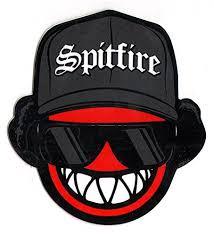 spitfire logo wallpaper. spitfire wheels skateboard sticker - streetz 7.5cm high approx. eazy e, nwa logo wallpaper