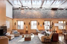 Superb luxury penthouse in tribeca new york