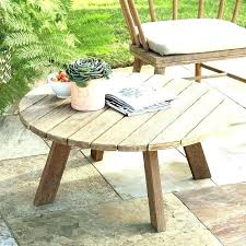 outdoor coffee table ideas outdoor side table ideas patio coffee for interior decor elegant round best outdoor coffee table