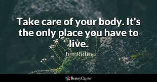 Health Quotes Inspirational Cool Jim Rohn Quotes BrainyQuote