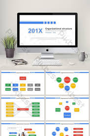 Organization Chart Psd Template Organization Chart Templates Psd Vectors Png Images Free