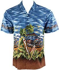 KY's International Cycles & Boards <b>Fashion Men's Hawaiian Shirt</b> ...