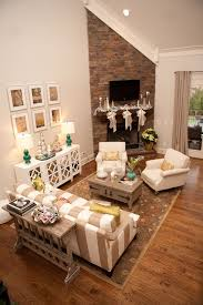 living room with corner fireplace ideas