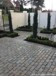 Antique reclaimed GRANITE cobblestone pavers in 4x7 rectangle Granite  Cobblestone or Sandstone Historic European Cobblestone;