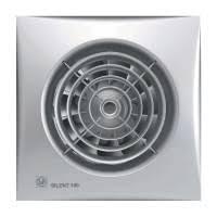 <b>Вентилятор</b> вытяжной <b>S&P Silent</b>-<b>100</b> CZ Silver, цена - купить в ...
