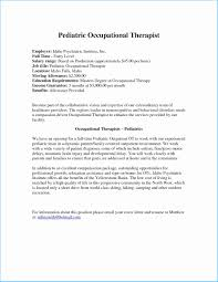 How To Make A Resume Cover Letter Wonderful Occupational Therapy Cover Letter To Make Resume