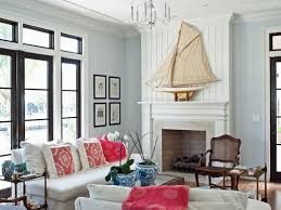Coastal Living Room Paint Ideas