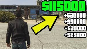 how i make money in gta 5 in an