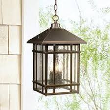 hanging porch lights. J Du Sierra Craftsman 16 1/2 Hanging Porch Lights R