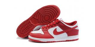 nike shoes red and white. nike skateboarding shoes red/white mens/womens dunk low pro sb sneakers red and white n