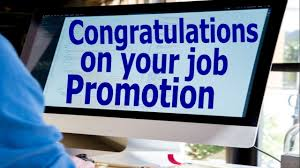 Congrats On Your Promotion Congratulations On Your Job Promotion Youtube