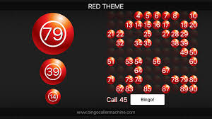Bingo Ball Generator Bingo Caller Machine Apps