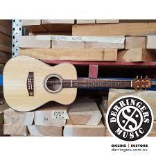 maton australian ea808 acoustic electric guitar with all australian timbers