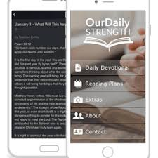 Our Daily Strength Devotional Present Truth Ministries