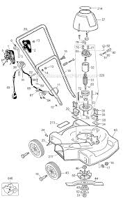 black and decker electric lawn mower wiring diagram wiring black decker lawn mower parts model mm850 sears partsdirect