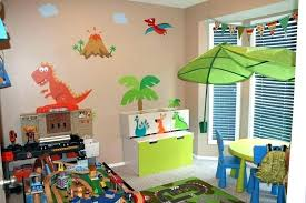 dinosaur bedroom decor and bathroom
