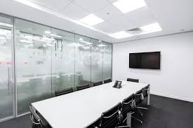 Black and white office design Full Rectangular White Table With Rolling Chairs Inside Room Pexels Rectangular White Table With Rolling Chairs Inside Room Free Stock