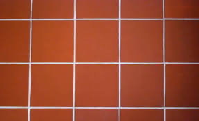 ... Outdoor tile / for floors / terracotta / polished PROMENADE 9x9  LUDOWICI ...