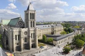 uefa euro 2016 hosts saint denis city guide uefacom basilica saint denis