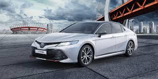<b>Toyota</b> представила спортивную версию <b>Camry</b> для России ...