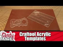 Leather Templates Leather Belt Making Template And Multi Design Template Youtube