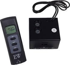 everwarm thermostat remote control