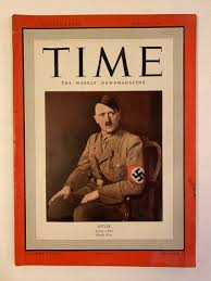 Vintage Time Magazine April 13 1936 Adolph Hitler Weekly Newsmagazine  Important for sale online | eBay