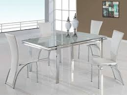 modern glass dining table. Simple Dining Gorgeous Modern Glass Dining Room Table The Most  Wood Wildwoodsta On