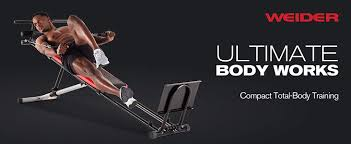 Weider Max Ultra Exercise Chart Weider Ultimate Body Works