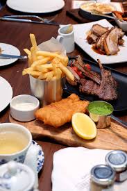 Bread Street Kitchen by Gordon Ramsay Opens Marina Bay Sands