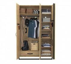 <b>Wood Metal Шкаф</b> трехдверный 1002 <b>CILEK</b> - купить по цене ...