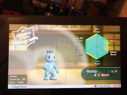 Let S Go Eevee Nature Chart I Think I Just Hit The Jackpot Brave Nature Pokemonletsgo