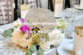 chandeliers table chandelier centerpiece dining bowls fl for tables stunning crystal candelabra with flower bowl