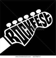 stock vector rock fest lettering in the shape of guitar headstock 510799747 concert poster stock images, royalty free images & vectors on free templates for professional flyers