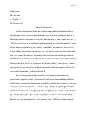 realism essay realism the story of an hour the realists were a 4 pages the story of an hour essay docx