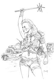 vine coloring books coloring pages mad max ªby mitch foust
