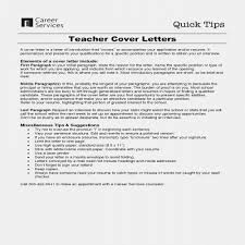 Elementary Teacher Resume Examples Unique Elementary Teaching Cover