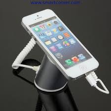 comer anti theft locking claw display security smart phone alarm gripper holders