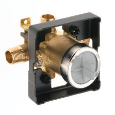 delta r10000 unws n a universal mixing rough in valve with service stops faucetdirect com