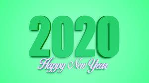 Happy New Year 2020 Hd Desktop Wallpaper 45549 Baltana