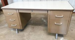 vintage metal office desk. Vintage Steel Office Desk 138 Statesman Pictures Modern Wondrous 1500 X 807 Metal L