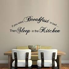 on kitchen wall art stickers amazon with amazon in words and quotes wall stickers home and kitchen wall art
