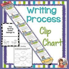 Writing Process Clip Chart Writing Process Clip Chart Giant Pencil