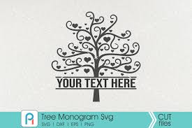 This christmas png frame and photo frame psd you can download free from our site. Tree Monogram Svg Tree Svg Tree Clipar Graphic By Pinoyartkreatib Creative Fabrica Monogram Svg Big Monogram Monogram Frame
