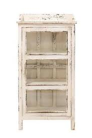 amelie white wash shabby chic country. Amélie French Country Display Cabinet Cupboard Wood \u0026 Glass Amelie White Wash Shabby Chic Country