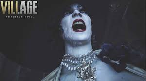 Lady Dimitrescu Death Scene - Resident ...
