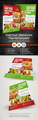 Restarunt Brochure Enchanting 48 Best Restaurant Flyer Designs Images On Pinterest Flyer Design